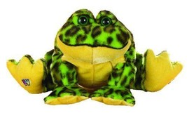 Ganz Webkinz Green Bullfrog 6.5 Stuffed Animal Plush  - $1.99