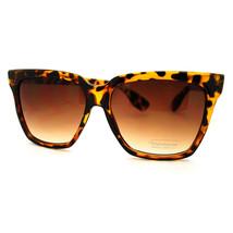 Women's Modern Geometric Squared Oversized Fashion Sunglasses - $7.95