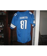 LIONS CALVIN JOHNSON YOUTH HOME JERSEY(L14/16) - $9.99
