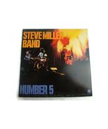 Steve Miller Band Number 5 Album Gatefold LP Capitol SKAO-436 Early Press - $12.17