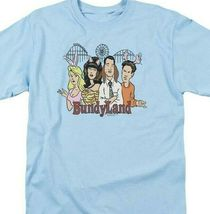 Married with Children BundyLand Retro 80's TV series graphic t-shirt SONYT243 image 3