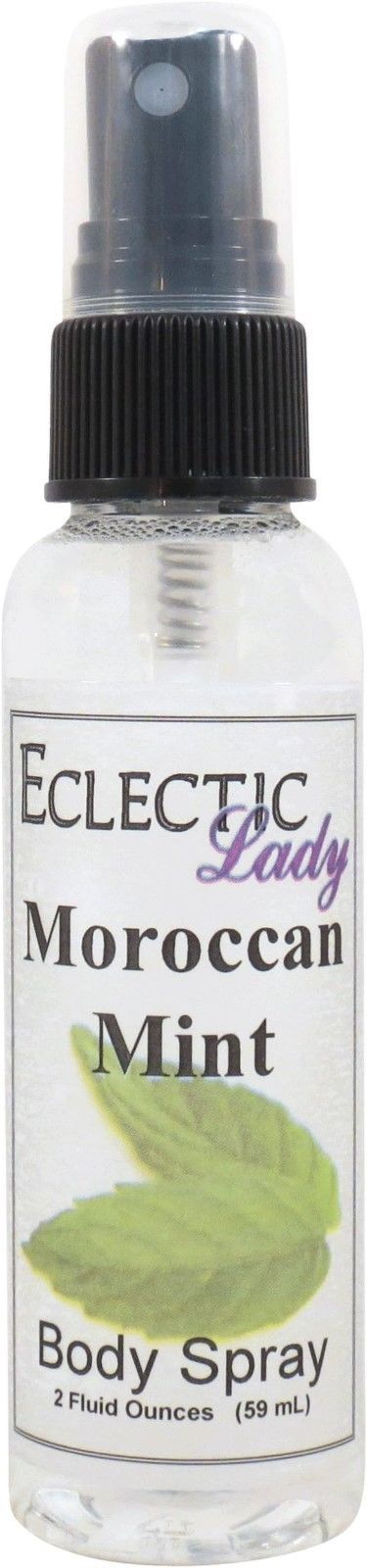Moroccan Mint Body Spray