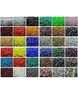 Czech Crystal 4mm Faceted Round Loose Beads For Bracelet Necklace Jewelr... - $1.92+