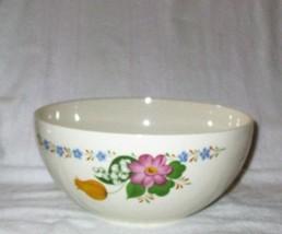 Vintage VEB Steingutwerk Torgau Bowl & Pitcher Rare & Hard To Find New W... - $37.93
