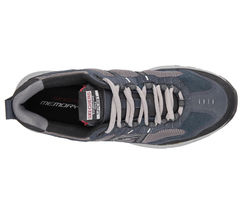 Sneaker Navy Skechers Foam Memory Wide Width EW Comfort New Sport shoe Men 51241 twqPInSn