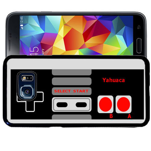 PERSONALIZED CASE FOR SAMSUNG S9 S8 S7 S7 S6 EDGE PLUS RUBBER GAME CONTROLLER