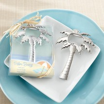 inch Palm Breeze inch  Chrome Palm Tree Bottle Opener  - $4.99