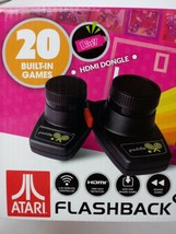 Atari Flashback Pong Retro Gaming System with 20 Games & 2 Wireless Cont... - $19.79