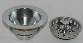 Watts Cast Brass Sink Strainer Stainless Steel Product Number 283 image 2