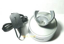 Philips Norelco Charger Stand combo fits S7000 S8950 8140XL 8160XL 8240XL 8250XL - $30.34