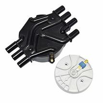 A-Team Performance Distributor Cap and Rotor Compatible with GM Chevrolet Vortec