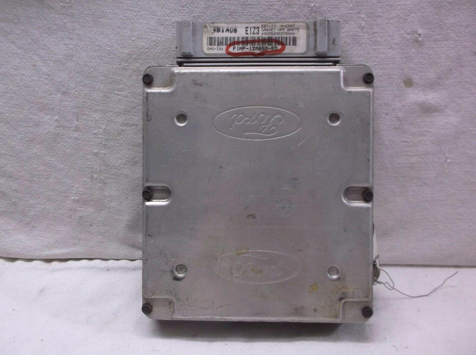 91-92 LINCOLN TOWN CAR   ENGINE CONTROL MODULE/COMPUTER..ECU..ECM..PCM - $33.66