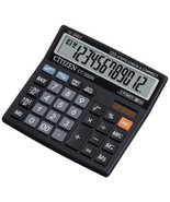 12 digit Citizen CT- 555N Basic calculator for home office shop store use - $14.37