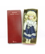 Brinn's Collectible Porcelain Doll Claire 15 inches - $18.95