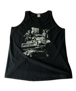 Route 66 Historic Main Street of America Muscle Car Tank Top Mens Size 2XL - $29.69