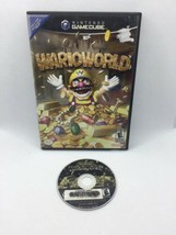 Wario World (Nintendo GameCube, 2003) - Tested And Working! (No Manual) - $52.64