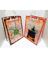 Candy Meter Halloween Trick or Treat Large Candy Loot Bag Reusable - Set... - $5.50