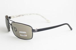Serengeti SAN REMO Shiny Hematite / 555nm Sunglasses GG 7988 63mm - $244.02