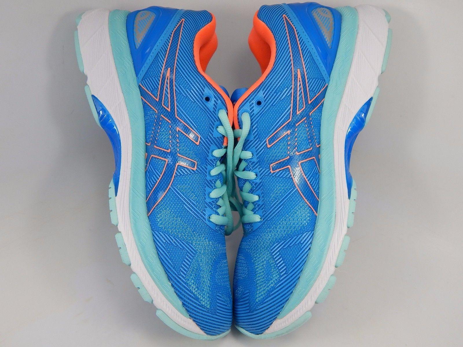 Asics Gel Nimbus 19 Women's Running Shoes Size US 9.5 M (B) EU 41.5 Blue T750N