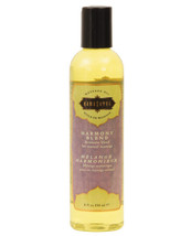 KAMA SUTRA AROMATIC MASSAGE OIL  HARMONY BLEND 8 oz Healing Blend - $15.34