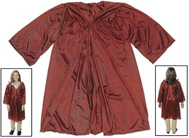 Child's Burgundy Robe -  One Size Fits All Children up to Size 8 - $16.14
