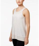 Calvin Klein Performance Women's Venice Beach Stripe Keyhole Back Tunic ... - $13.82