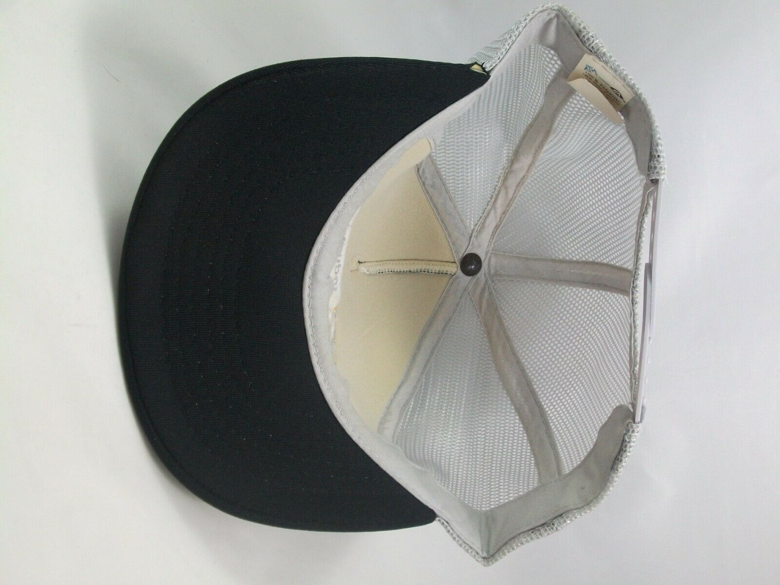Columbia Chrome Industries Ltd Hat Black Gray Snapback Baseball Cap
