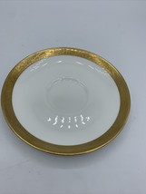 "Mikasa Bone China Ak019 Crown Jewel Saucer Plates 6.25"" - $5.51"