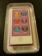 Apple iPod Nano 7th Gen 16GB Purple, MD479LL/A (Worldwide Shipping) - $296.99