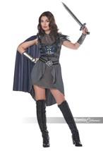 California Costumi Donna Cavaliere Guerriero Medievale Adulto Halloween ... - $41.84