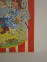 Whitman Wizard of OZ PaperDolls Vintage 1976 Paper Doll #1987 image 12