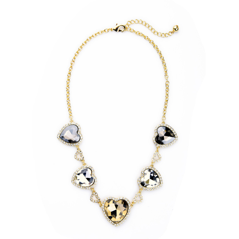 Women Necklace Maxi Collar New Brand Evening Party Jewelry Choker Necklace