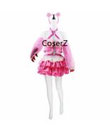 Anime Super Sonic Pink Cosplay Costume Halloween Costume - $85.00