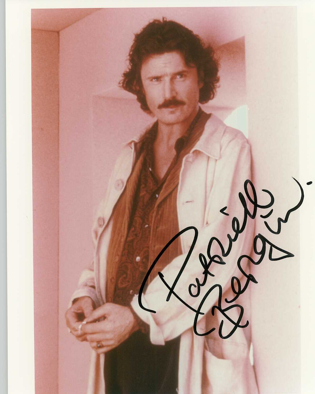 Primary image for Patrick Bergin Signed Autographed Glossy 8x10 Photo