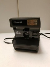 Polaroid One Step 600 Film Camera vintage retro EXCELLENT TESTED WORKING  - $48.15