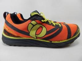 Pearl Izumi EM Trail N2 Size: US 13 M (D) EU 48 Men's Running Shoes Orange Black