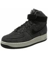 Nike Air Force 1 Hi SE Black/Dark Grey-Cobblestone (WS) (860544 003) wom... - $35.99