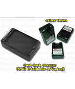 Samsung Droid Charge i510 Battery Charger Dock External Home Travel EB50... - $12.70