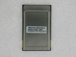 MEM-FD2G  2GB Flash Disk card for Cisco 12000 PRP-2 - $59.39