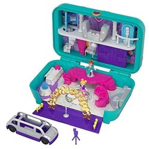 Polly Pocket Hidden in Plain Sight Dance Par-taay Case - $18.36