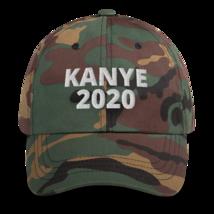 kanye 2020 hat / kanye 2020 Dad hat image 4
