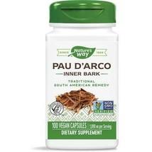 Nature's Way Pau d'Arco Inner Bark 100 Capsules - $9.99