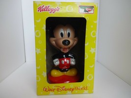Mickey Mouse Figure WALT Disney World Bobble Head Kellogg's Keebler Antique - $35.53