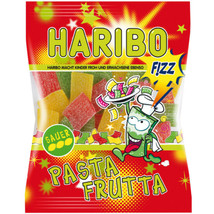 HARIBO Pasta Frutta FIZZ sour gummy bears-175g-Made in Germany-FREE SHIP... - $7.87