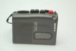 Sony TCM-353V Pressman Cassette Recorder FOR PARTS ONLY  - $13.84