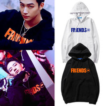 KPOP GOT7 JB Hoodie 7 FOR 7 Pullover FRIENDS Letter Sweater Street Shoot... - $16.69+
