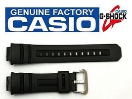 CASIO G-Shock G-7700 16mm Original Black Rubber Watch BAND Strap G-7710 - $35.95