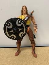 1996 Toy Biz Hercules Legendary Journeys 10 Inch Action Figure W/ Accessories - $38.95