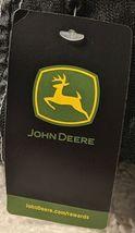 John Deere LP49279 Adjustable Black Stone Wash Denim Leaping Deer Logo image 9