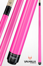 Pink VA106 Valhalla Viking Two-piece Billiard Pool Cue Stick Lifetime Warranty - $65.99+